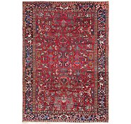 Link to 8' 8 x 10' 9 Heriz Persian Rug