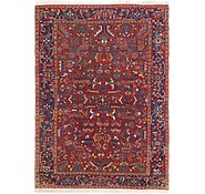 Link to 6' 10 x 9' 2 Heriz Persian Rug