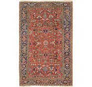 Link to 6' 9 x 10' 8 Heriz Persian Rug