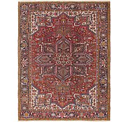 Link to 8' 2 x 10' 8 Heriz Persian Rug