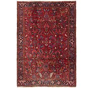 Link to 8' x 11' 2 Heriz Persian Rug