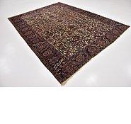 Link to 7' 10 x 10' 4 Heriz Persian Rug