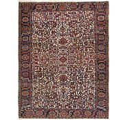 Link to 7' 10 x 10' 4 Heriz Persian Rug