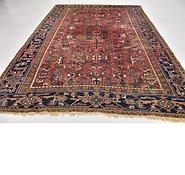 Link to 7' 10 x 10' 8 Heriz Persian Rug