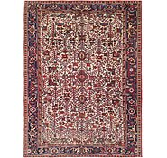 Link to 8' 6 x 10' 8 Heriz Persian Rug