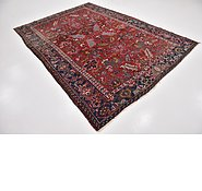 Link to 7' x 9' 6 Heriz Persian Rug