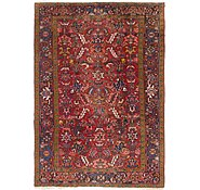 Link to 7' 3 x 10' 4 Heriz Persian Rug
