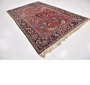 Link to 7' 5 x 10' 8 Heriz Persian Rug
