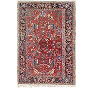 Link to 7' 5 x 10' 8 Heriz Persian Rug