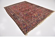 Link to 7' 8 x 10' Heriz Persian Rug