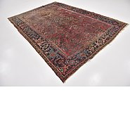 Link to 7' 9 x 10' 8 Heriz Persian Rug