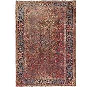 Link to 7' 9 x 10' 8 Heriz Persian Rug