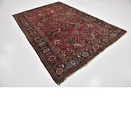 Link to 6' 7 x 9' 7 Heriz Persian Rug