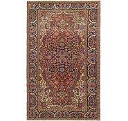 Link to 6' x 9' 9 Heriz Persian Rug