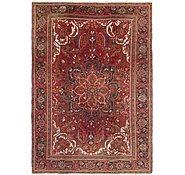 Link to 7' 9 x 11' 4 Heriz Persian Rug