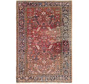 Link to 6' 9 x 9' 9 Heriz Persian Rug