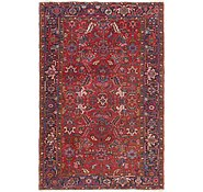 Link to 7' 2 x 10' 2 Heriz Persian Rug