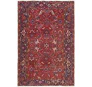 Link to 218cm x 310cm Heriz Persian Rug