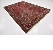 Link to 7' 8 x 10' 5 Heriz Persian Rug