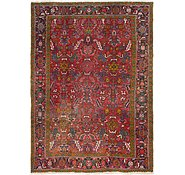 Link to 7' 8 x 10' 5 Heriz Persian Rug