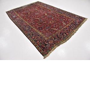 Link to 7' x 10' Heriz Persian Rug item page