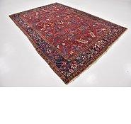 Link to 7' 3 x 10' 9 Heriz Persian Rug