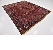 Link to 7' 9 x 9' 10 Heriz Persian Rug