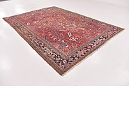 Link to 7' 10 x 11' 5 Heriz Persian Rug