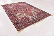 Link to 7' 5 x 10' 6 Heriz Persian Rug