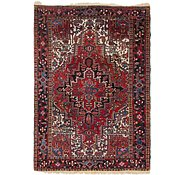 Link to 7' 5 x 10' 6 Heriz Persian Rug