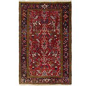 Link to 6' x 9' 3 Heriz Persian Rug