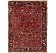 Link to 8' x 10' 6 Heriz Persian Rug