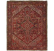 Link to 9' 2 x 11' 3 Heriz Persian Rug