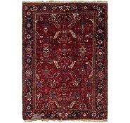 Link to 6' 8 x 9' Heriz Persian Rug