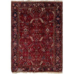 203cm x 275cm Heriz Persian Rug