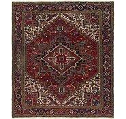 Link to 8' 6 x 9' 8 Heriz Persian Rug
