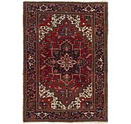 Link to 6' x 8' 9 Heriz Persian Rug