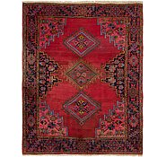 Link to 8' 3 x 10' 6 Heriz Persian Rug