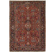 Link to 7' x 10' 2 Heriz Persian Rug