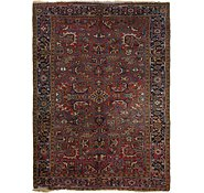 Link to 8' 3 x 11' 3 Heriz Persian Rug