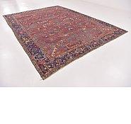 Link to 9' 2 x 12' Heriz Persian Rug