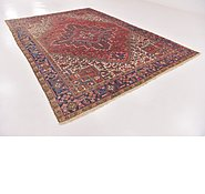 Link to 8' 2 x 11' 10 Heriz Persian Rug
