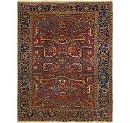 Link to 8' x 10' Heriz Persian Rug