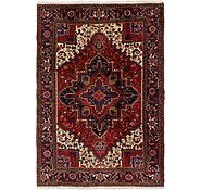 Link to 6' 6 x 9' 5 Heriz Persian Rug