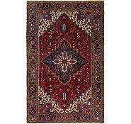 Link to 6' 9 x 10' 7 Heriz Persian Rug