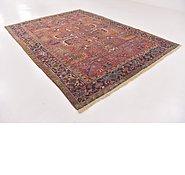 Link to 7' 9 x 10' 7 Heriz Persian Rug
