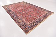 Link to 7' 6 x 10' 10 Heriz Persian Rug