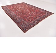Link to 8' x 11' 3 Heriz Persian Rug