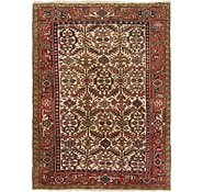 Link to 6' x 8' 3 Heriz Persian Rug