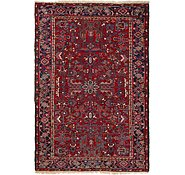 Link to 7' 3 x 10' 8 Heriz Persian Rug